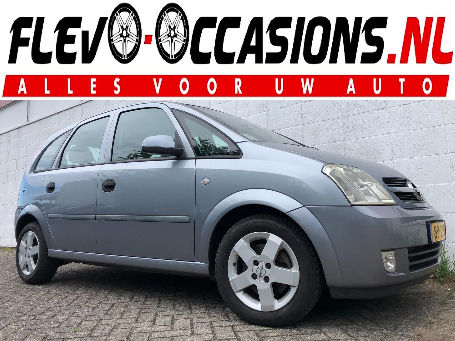 Opel Meriva occasion - Flevo Occasions
