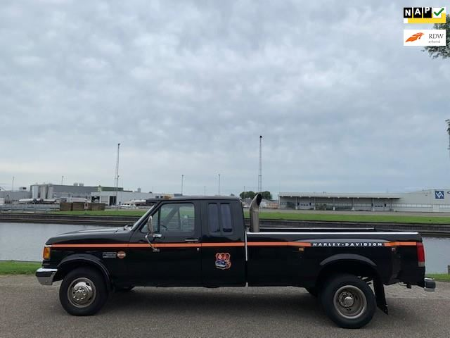 Ford F350XLT 7.5 V8 Aut, 5 Persoons, Dubbel lucht occasion - Autobedrijf Neervoort