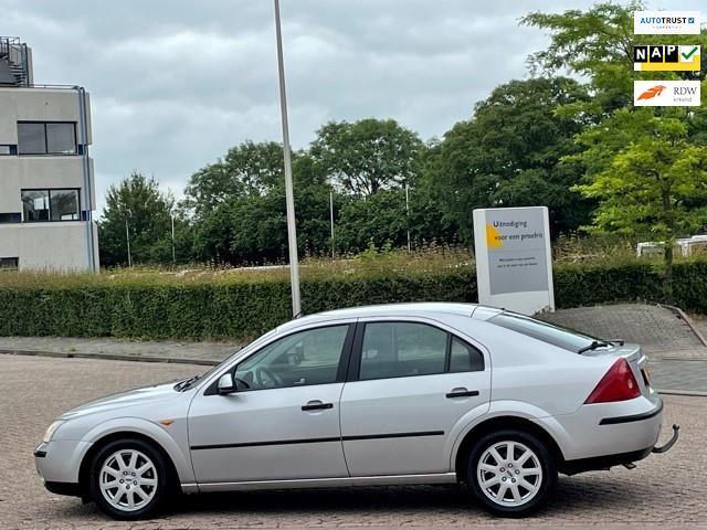 Ford Mondeo occasion - Jesse de Koning Auto`s