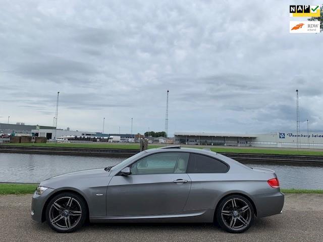 BMW 3-serie Coupé 320i Aut, M-Pakket, Leder, Schuifdak