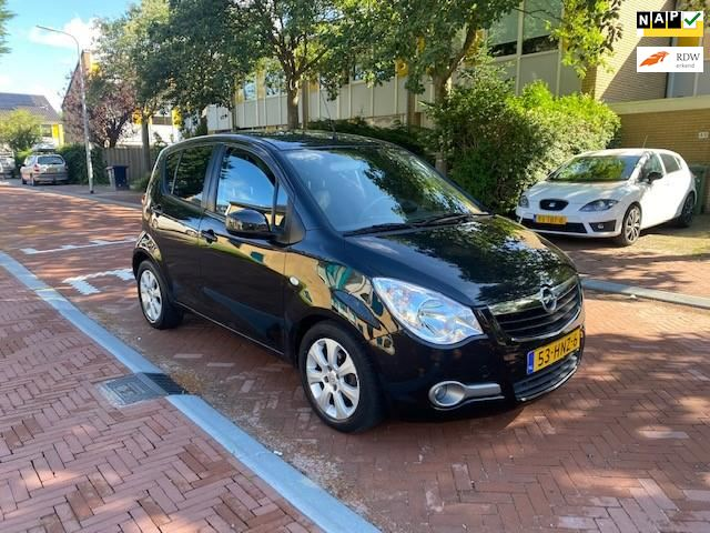 Opel Agila occasion - Autobedrijf Otoman