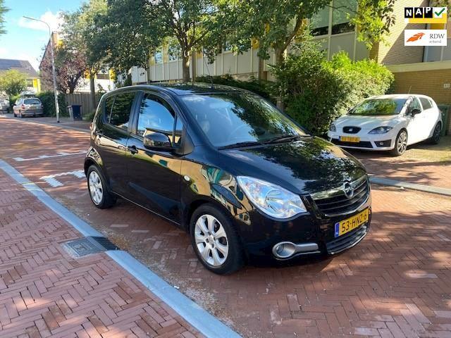 Opel Agila AUTOMAAT / Eerste eigenaar / 66.000 NAP / Airco