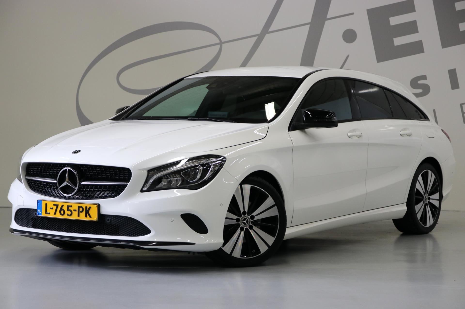 Mercedes-Benz CLA Shooting Brake occasion - Aeen Exclusieve Automobielen