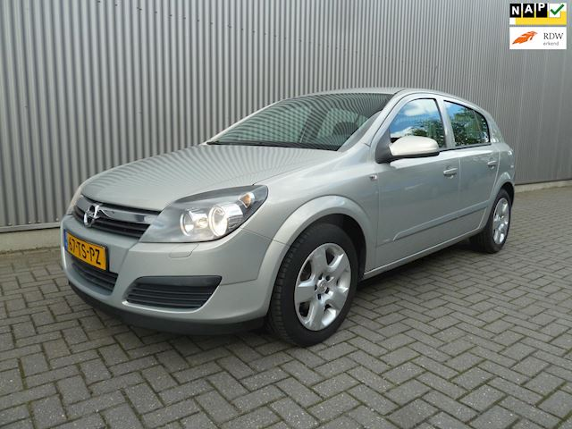 Opel Astra 1.6 Edition/Airco/Audio/Cruise Control