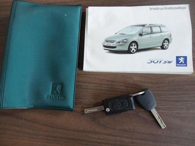 Peugeot 307 Break 1.6-16V D.Sign ! AIRCO !  VERKOCHT
