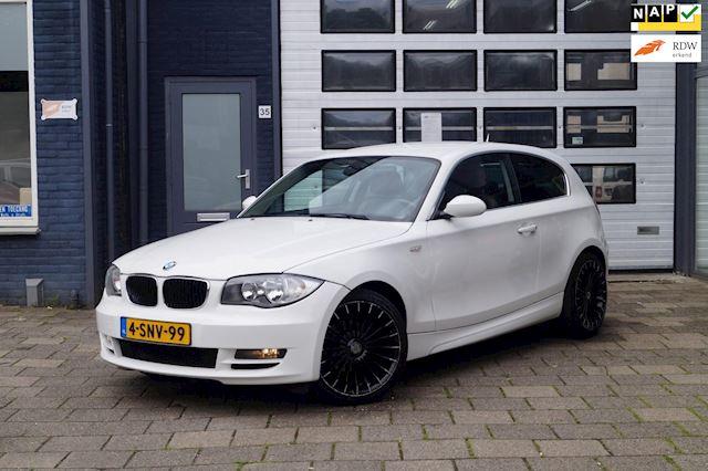 BMW 1-serie 116i High Executive  Clima  Leer  M-Pakket