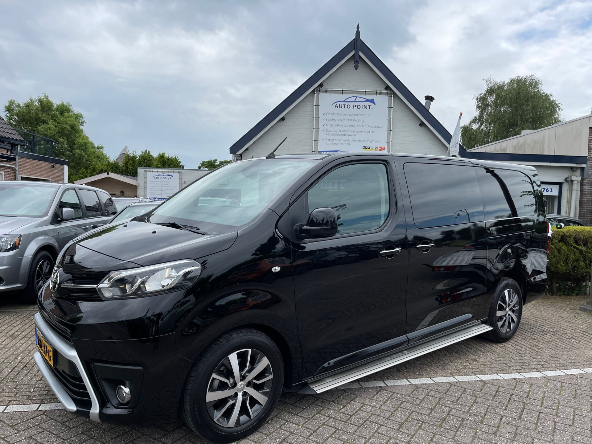 Toyota PROACE Worker occasion - Auto Point