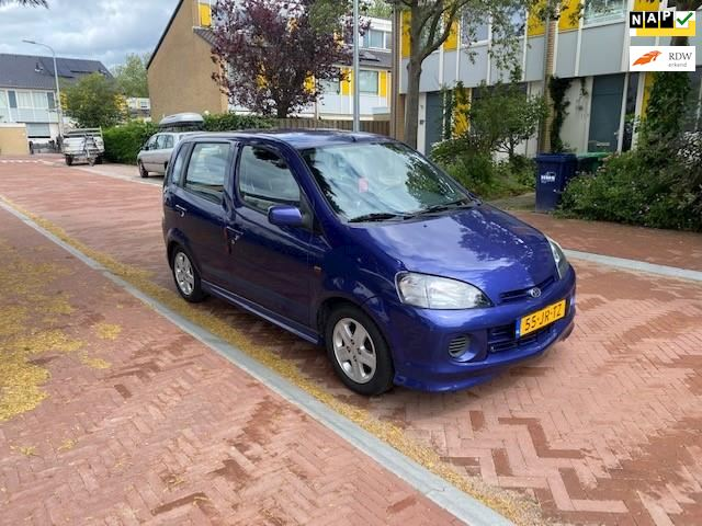 Daihatsu Young RV AUTOMAAT / 101.000 NAP / Leuke auto / 5 deurs