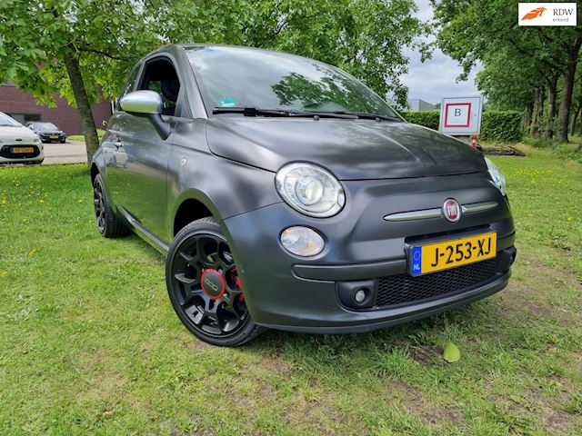 Fiat 500 occasion - Twin cars