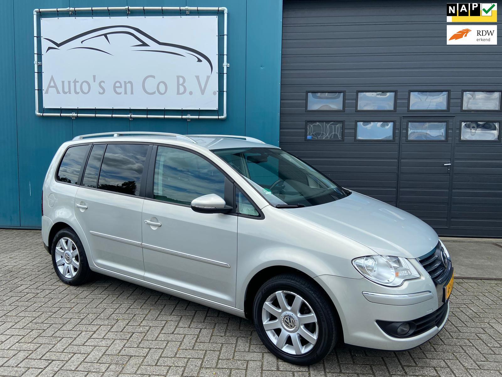 Volkswagen Touran occasion - Auto's en Co B.V.