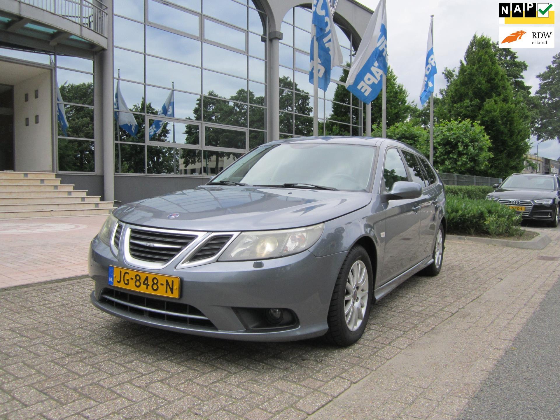 Saab 9-3 Sport Estate occasion - HG Auto's