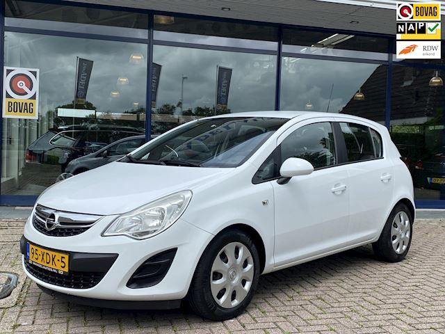 Opel Corsa 1.3 CDTi EcoFlex S/S Business 5Drs Navi Airco Cruise NL-Auto NAP Dealer Onderhouden!