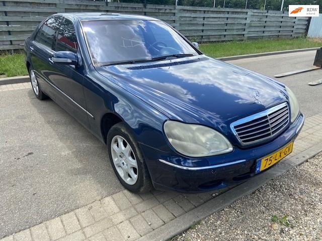Mercedes-Benz S-klasse occasion - Autohandel Barth