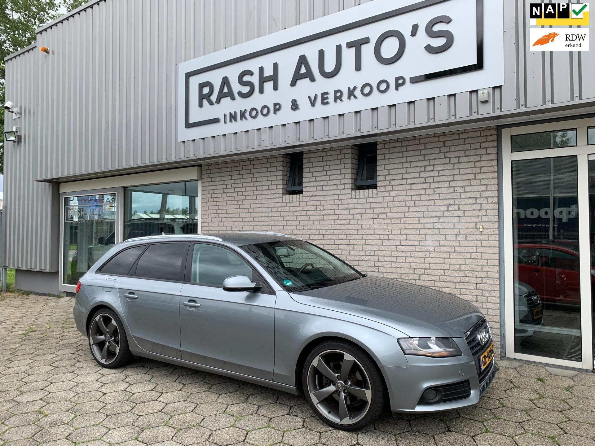 Audi A4 Avant occasion - RASH AUTO'S