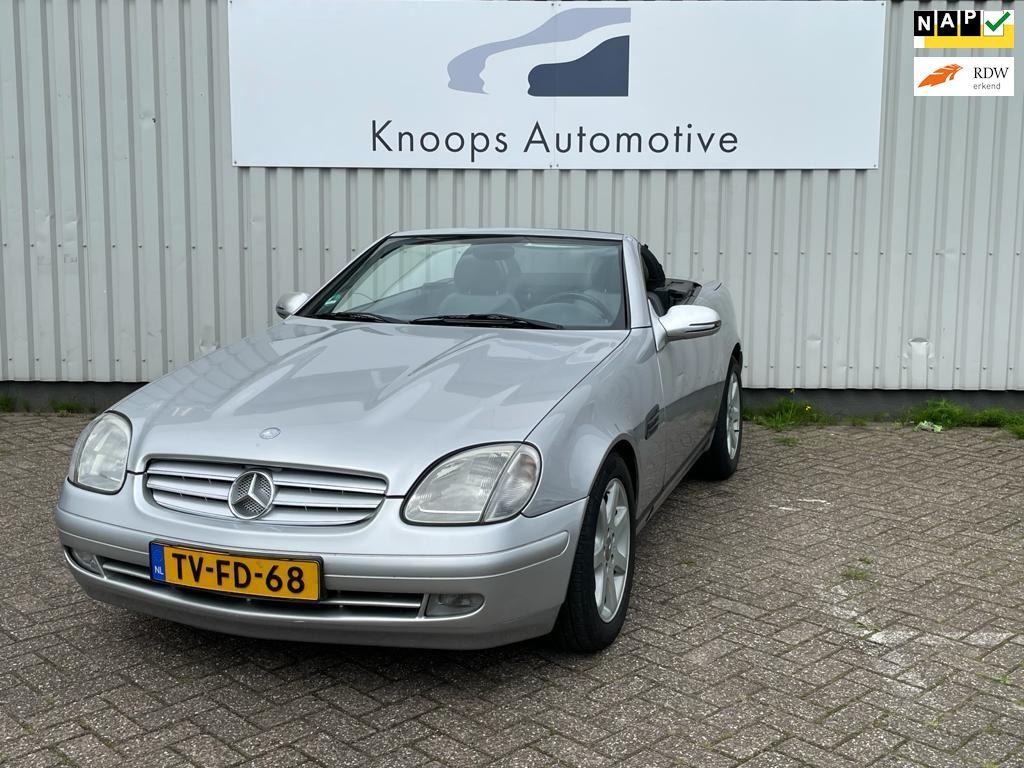 Mercedes-Benz SLK-klasse occasion - Knoops Automotive