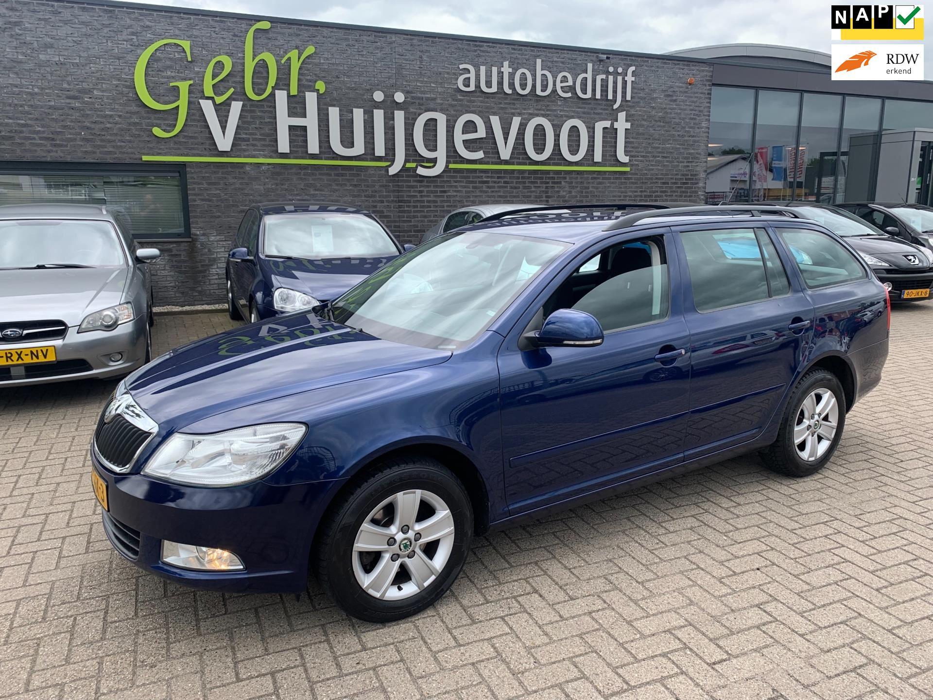Skoda Octavia Combi occasion - Autobedrijf van Huijgevoort