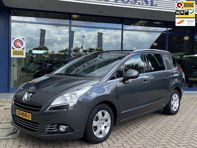 Peugeot 5008 1.6 e-HDi Style Aut Pano Leer Stoelverw. Parksens Trekhaak Dealer Onderhouden!