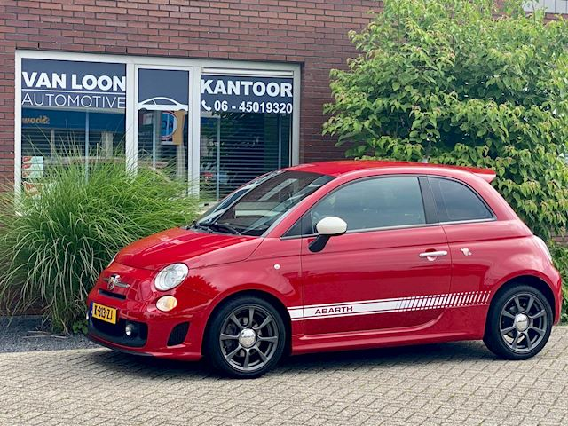 Abarth 500 occasion - Van Loon Automotive