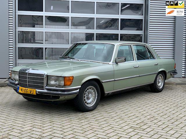 Mercedes-Benz S-klasse 450 SEL bj.1973 LPG|Nette staat.