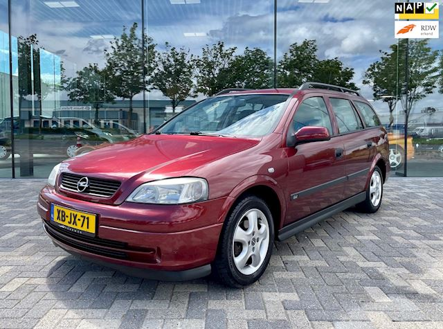 Opel Astra Wagon 1.6 Club AIRCO | TREKHAAK | USB | ELEK RAMEN