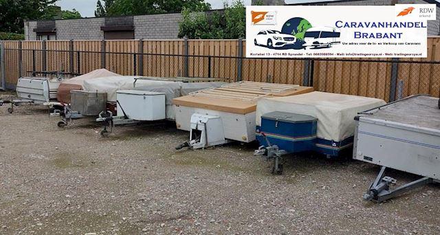 Groot aanbod  Vouwwagens  Caravanhandel Brabant