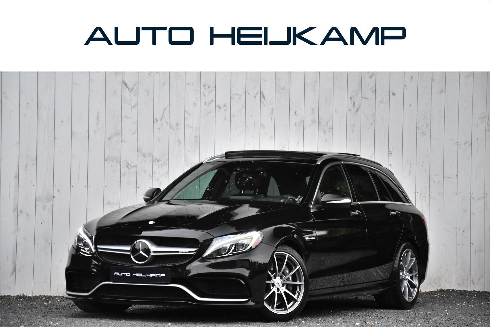 Mercedes-Benz C-klasse Estate occasion - Auto Heijkamp