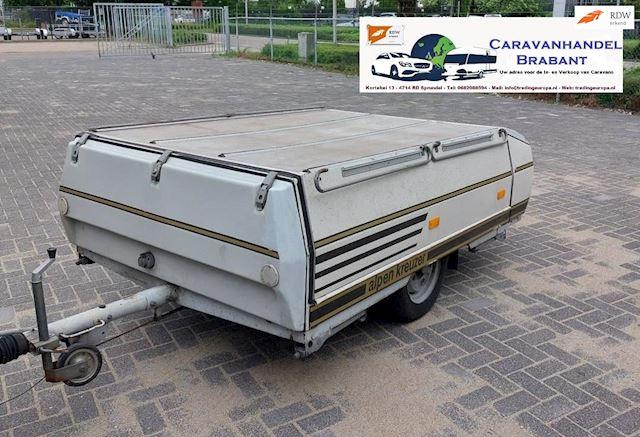 Alphen Kreuzer occasion - Caravanhandel Brabant - Sprundel