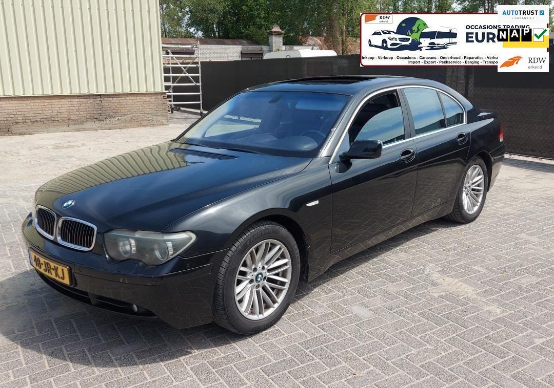 BMW 7-serie occasion - Caravanhandel Brabant - Sprundel