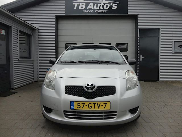 Toyota Yaris 1.3 VVTi Sol 5-DRS ! AIRCO / 1E EIG. ! VERKOCHT