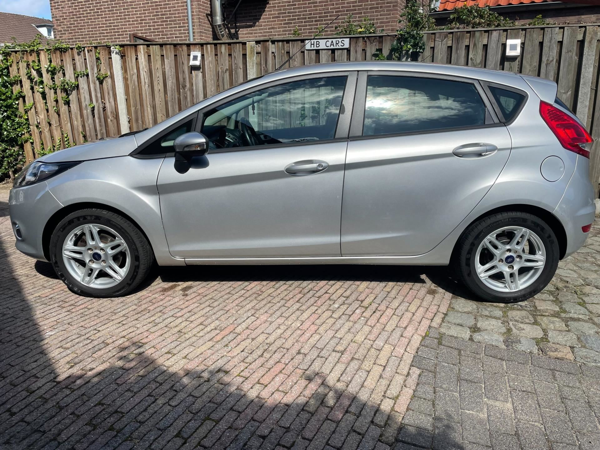 Ford Fiesta occasion - HB Cars