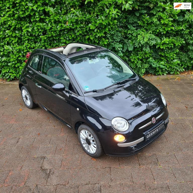Fiat 500 C occasion - Geerts automobielen