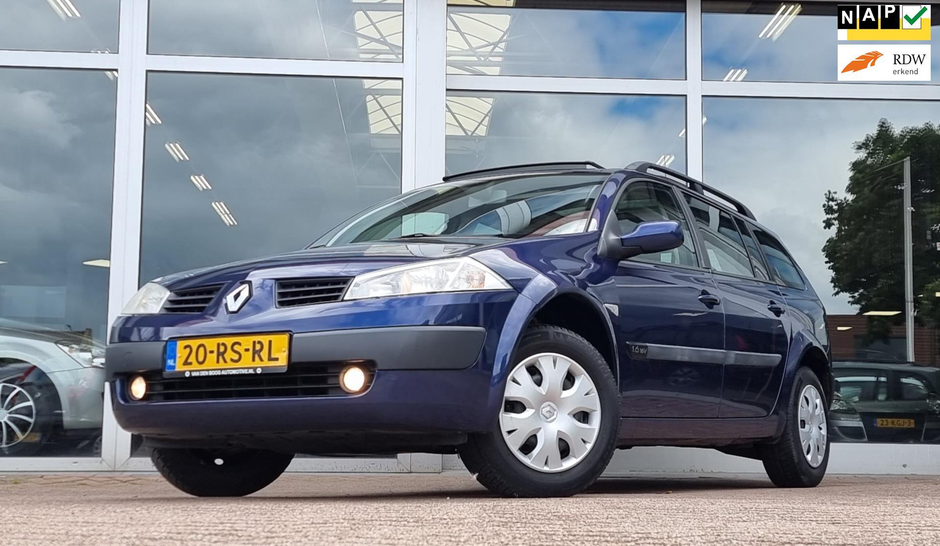 Renault Mégane Grand Tour occasion - van den Boog Automotive