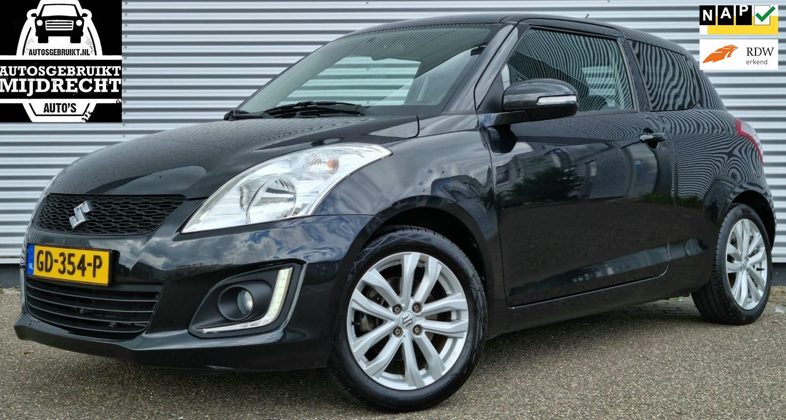 Suzuki Swift occasion - Autosgebruikt Mijdrecht