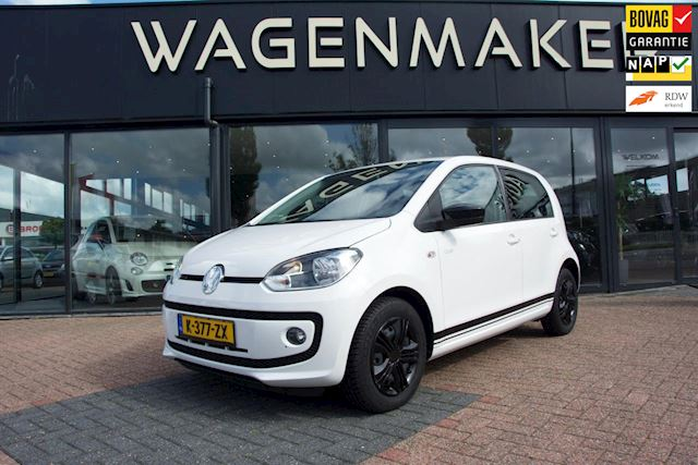 Volkswagen Up! 1.0 groove up! BlueMotion Airco|Stoelverwarming