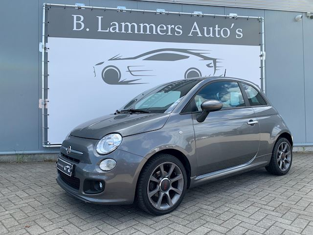 Fiat 500 occasion - B. Lammers Auto's
