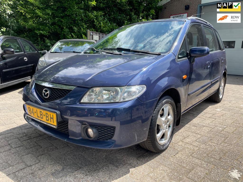 Mazda Premacy occasion - Autobedrijf Marcelino