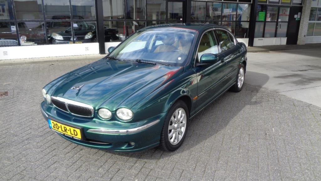 Jaguar X-type occasion - Handelsonderneming Christ