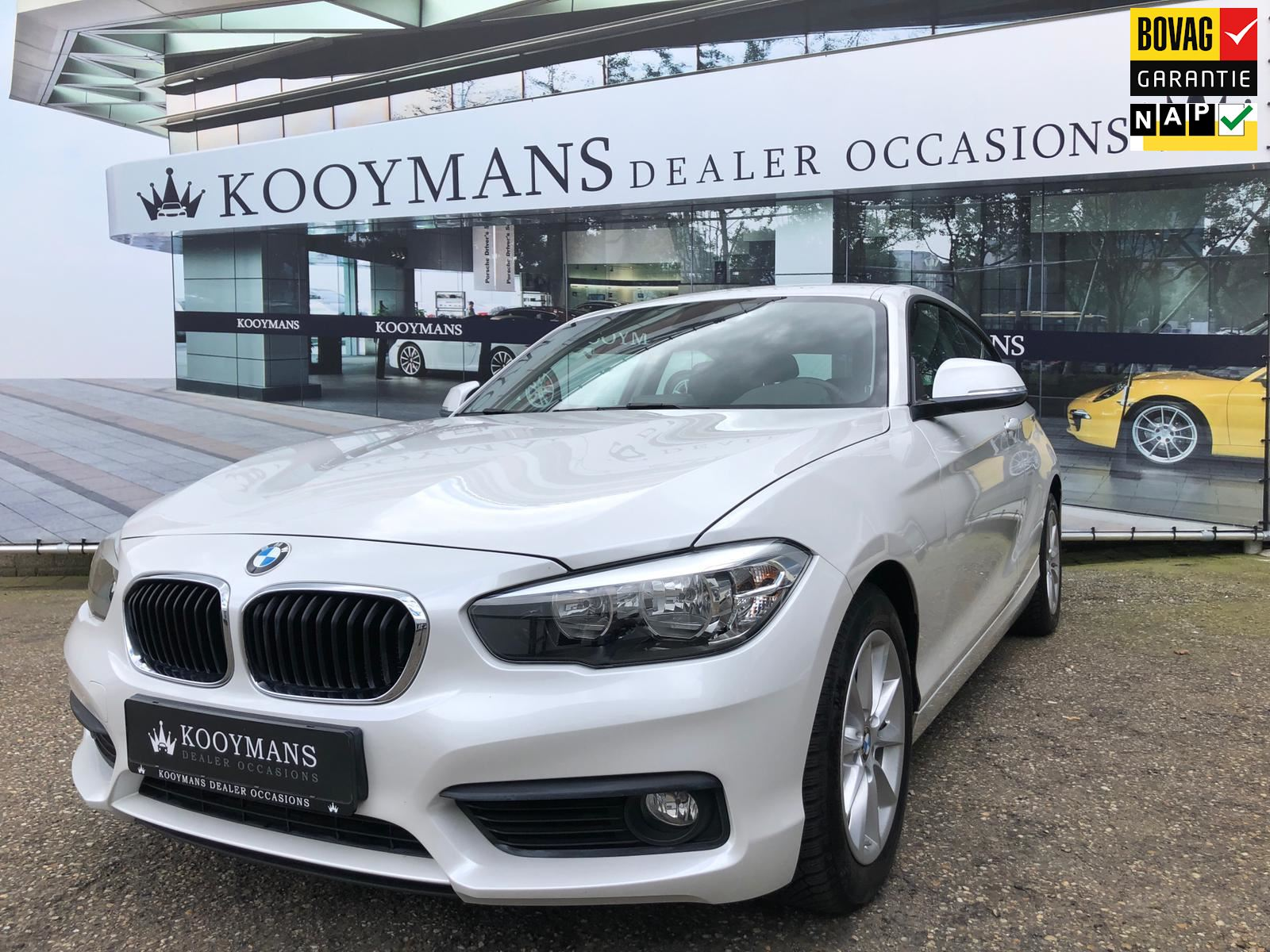 BMW 1-serie occasion - Kooymans Dealer Occasions