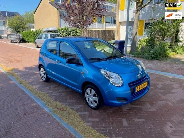 Suzuki Alto Airco / Tweede eigenaar / 75.000 NAP / Bouwjaar 2012