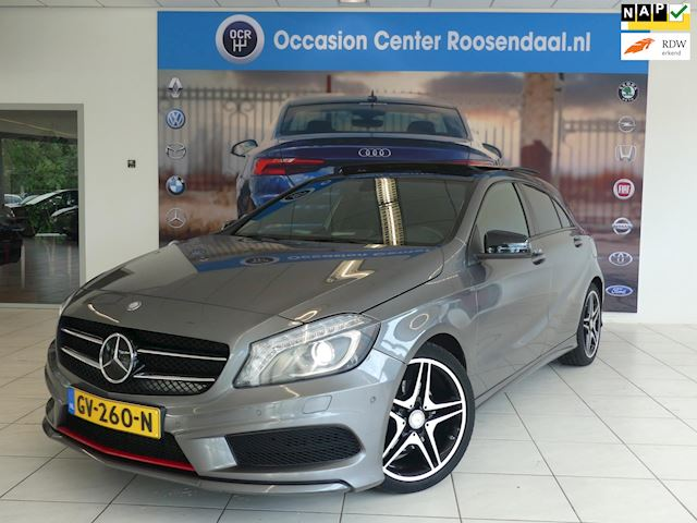 Mercedes-Benz A-klasse occasion - Occasion Center Roosendaal