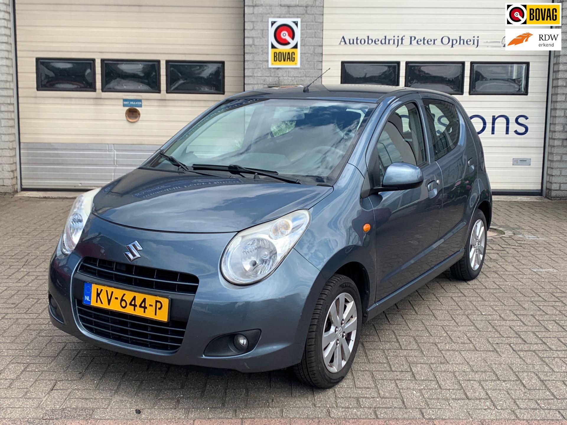 Suzuki Alto occasion - Autobedrijf Peter Opheij