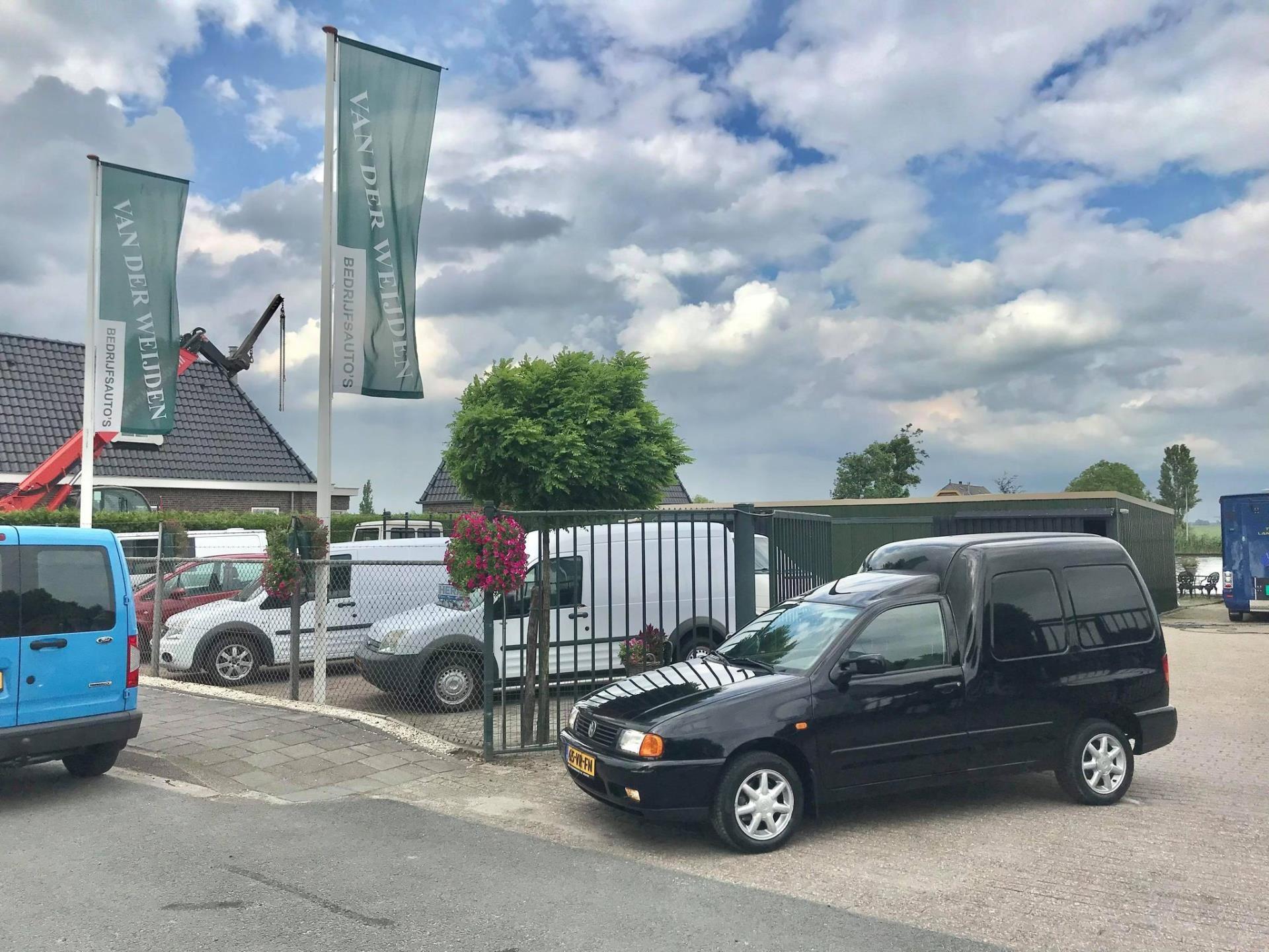 Volkswagen Caddy occasion - Van der Weijden Bedrijfsauto's