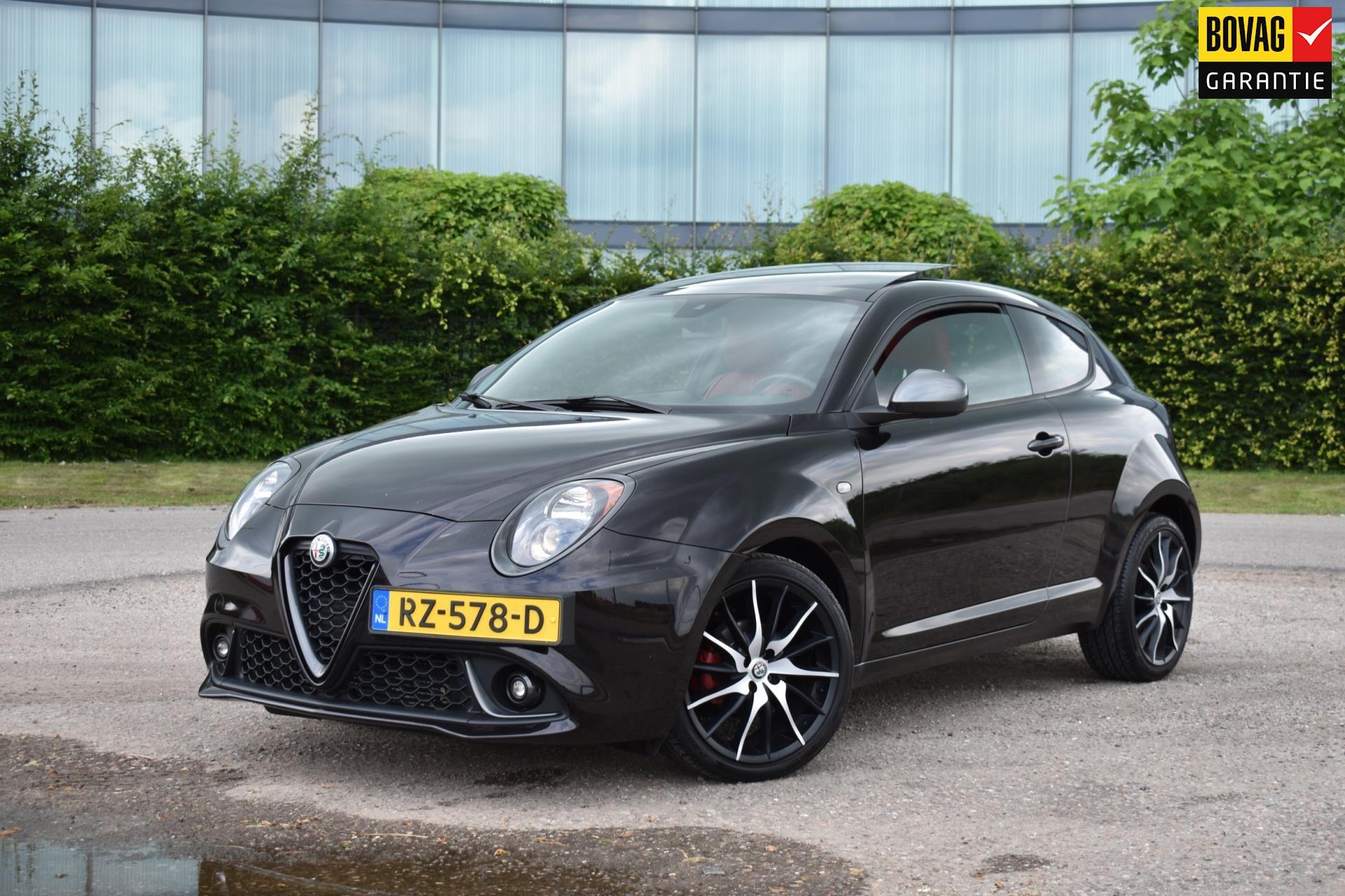 Alfa Romeo MiTo occasion - Autobedrijf Hans Lammers