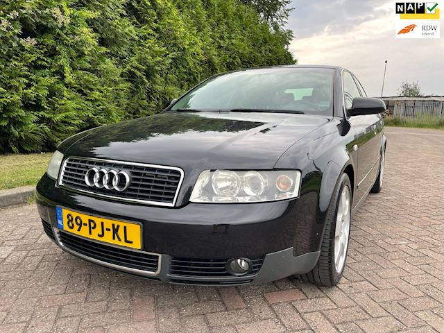 Audi A4 2.0 Pro Line,2e Eigenaar,Bj 2004,Navi,Clima,Cruise,131pk,Trekhaak,Nieuwe Apk