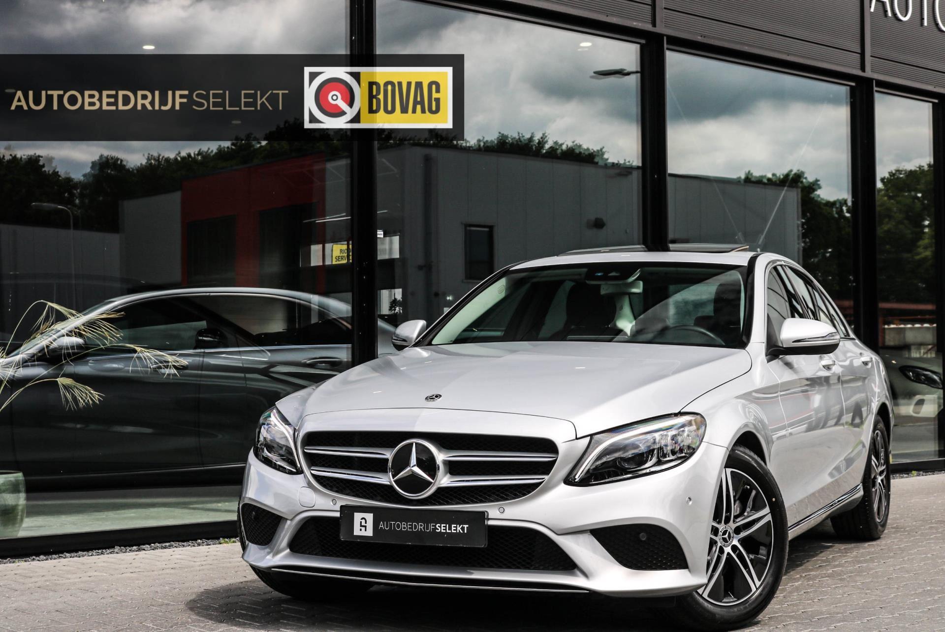 Mercedes-Benz C-klasse occasion - Autobedrijf Selekt B.V.
