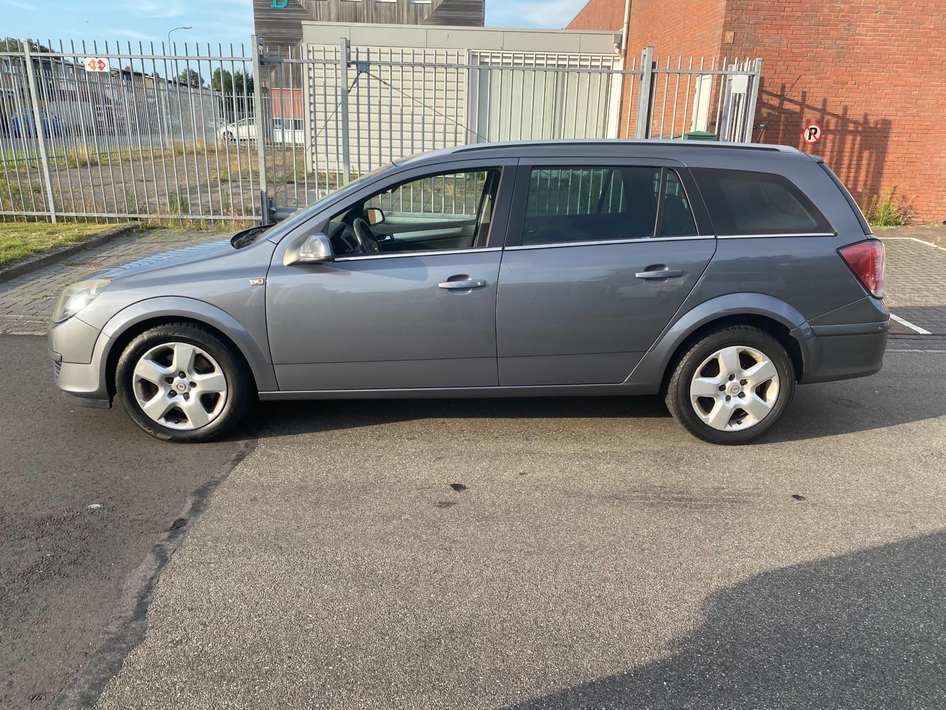 Opel Astra Wagon occasion - BVM Auto's