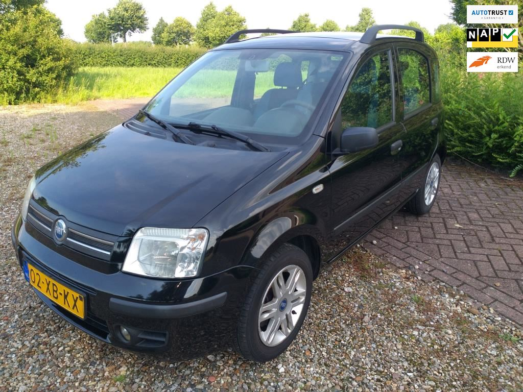 Fiat Panda occasion - Jelma Auto's