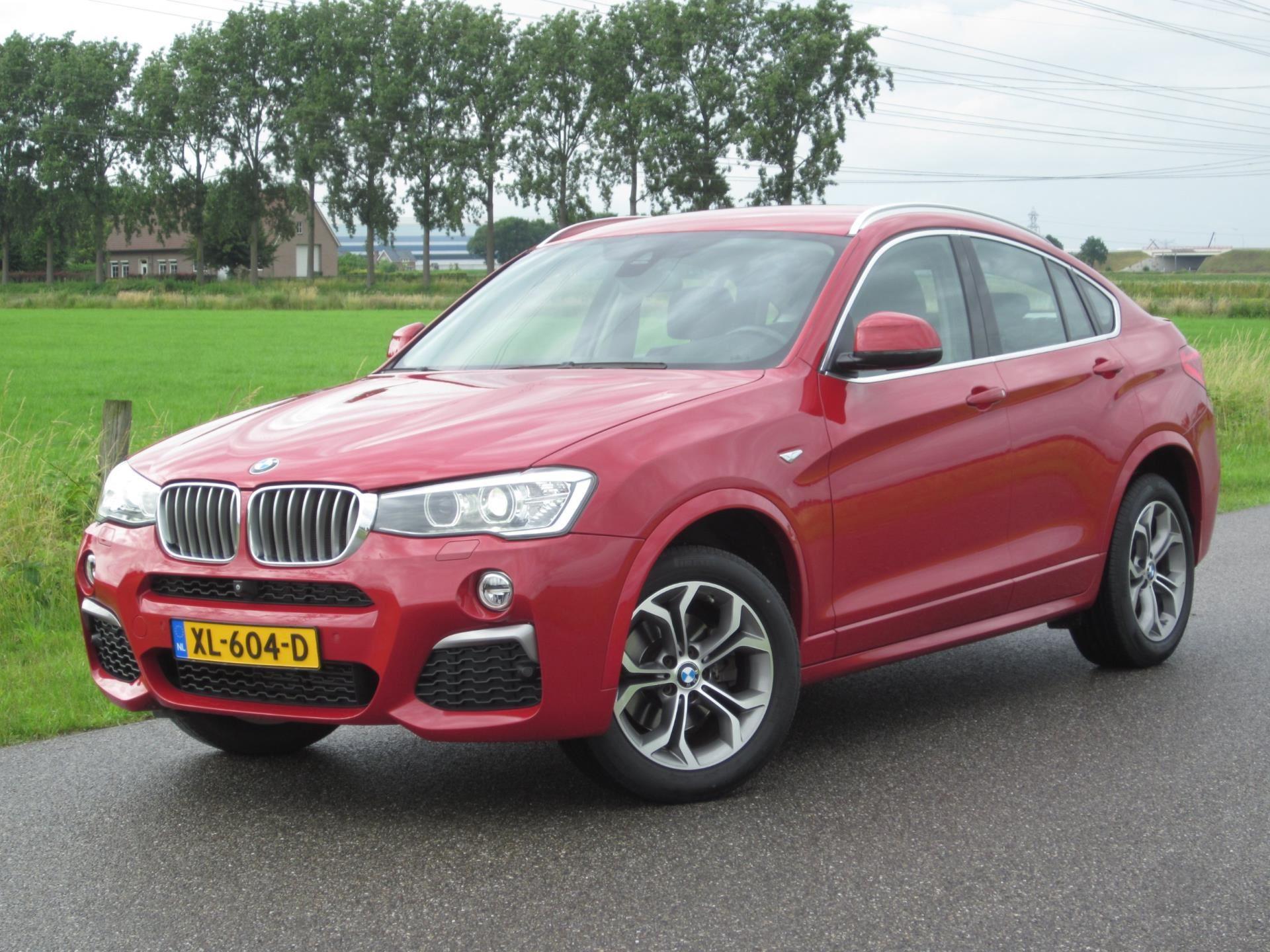 BMW X4 occasion - Auto4Motion