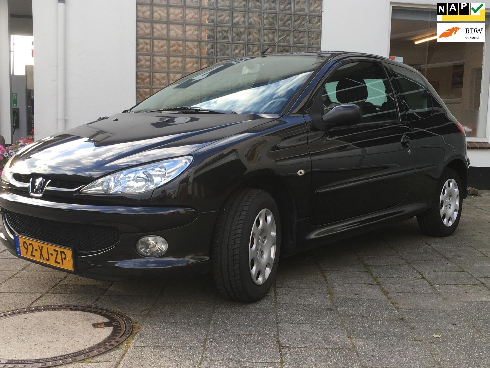Peugeot 206 occasion - Autobedrijf Bertus Foppen