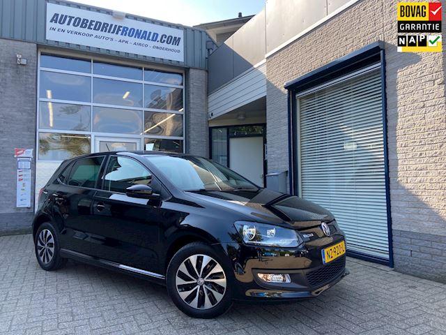 Volkswagen Polo 1.0 BlueMotion Edition NL.Auto/1Ste Eigenaar/Automaat/Airco/Cruise/16Inch/5Deurs